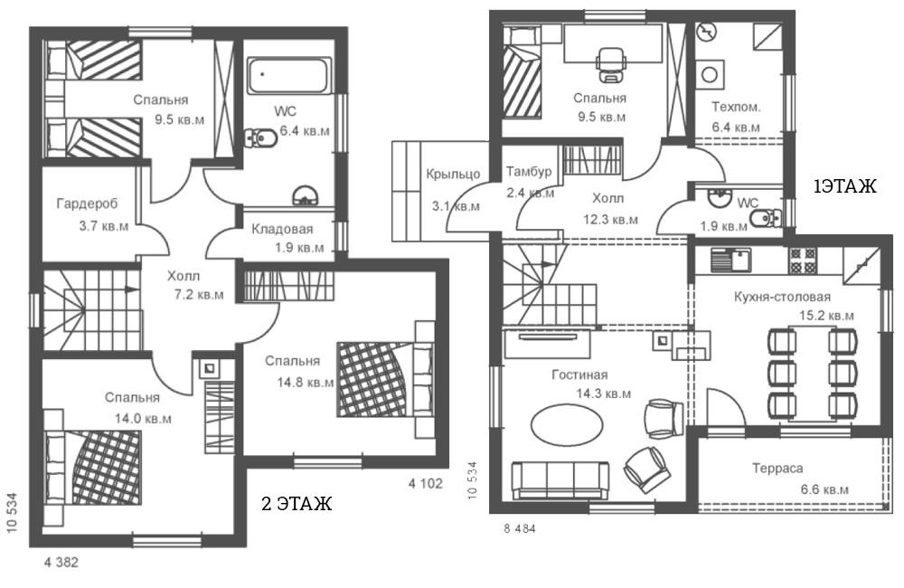 Жилой дом «Шуя 130»