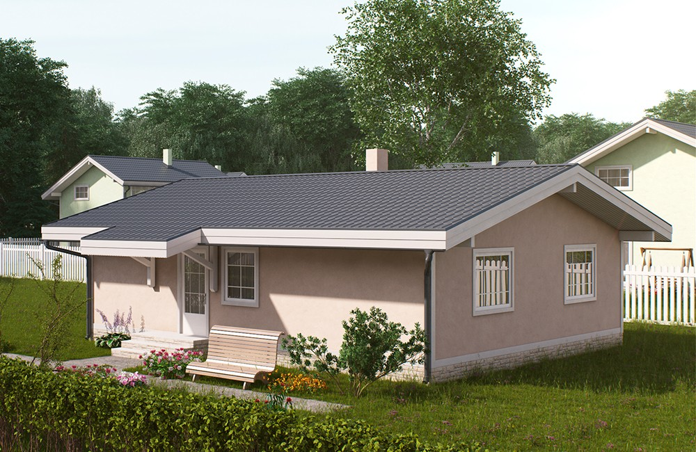 Жилой дом «Эконом 50»